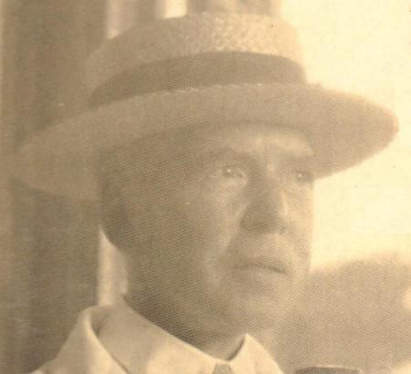 Photo of Mr Gibbes